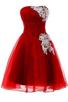 Sunvary Organza and Lace Short Homecoming Cocktail Dresses Bridesmaid Dress Backless Homecoming Dresses, Ombre Prom Dresses, Prom Dresses For Teens, Unique Prom Dresses, Beautiful Prom Dresses, Short Bridesmaid Dresses, Dressy Dresses, Nice Dresses, Ball Dresses