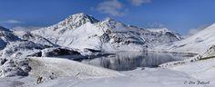 Lago del Moncenisio (21-01-16 - Foto di Elio Pallard)