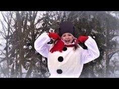 Míša Růžičková - Sněhuláci (Cvičíme s Míšou 5)