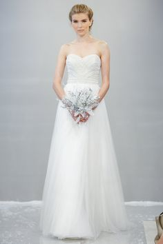 Pin for Later: 100+ Must-See Wedding Dresses From Bridal Fashion Week Autumn 2015 Theia Bridal Autumn 2015