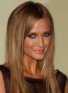 Brond hair. Perfect balance between blond and brown
