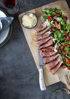 Recipe Dinner Healthy Meat 45 Ideas For 2019 Healthy Meats, Good Healthy Recipes, Italian Recipes, Beef Recipes, Chicken And Beef Recipe, Happy Foods, Everyday Food, Food Inspiration, Love Food