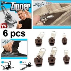 Instant Fix Zipper [HC0052]