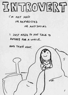 Mythes over introverte mensen - Girlscene