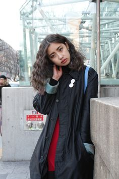Street Style: Minori Nakada, Tokyo | Fashionsnap.com
