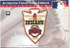 Logo Patch - Indians 1948 World Series