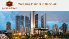 Wedding Destination Bangkok offers many spectacular wedding Hotels and Resorts. Mandarin Oriental, located on the banks on the River of Kings, Anantara Riverside Bangkok Resort. Find the best solution for your wedding function. For  more information, please visit us online http://destinationweddingplan.com/wedding-planner-in-bangkok.html or call us at +91-9555088060.