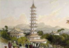 Porcelain Tower of Nanjing