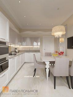 Фото дизайн кухни из проекта «Кухни»