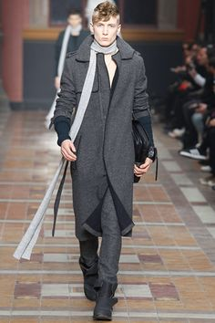 Lanvin Fall 2014 Menswear Collection Slideshow on Style.com