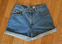 Vintage Levi's 550 Denim Shorts - $28 INEEDTHISSSS!