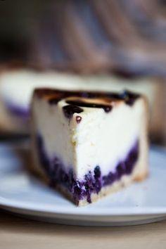 Blueberry-Quark-Pie