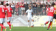 BenficaPFerreiraJulio Cesar e Fejsa no onze - Site Oficial SL Benfica