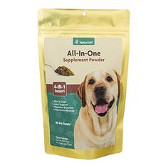 NaturVet AllinOne Supplement Powder 4IN1 Support for Dogs and Cats 13 oz Powder Made in USA -- Check out the image by visiting the link.Note:It is affiliate link to Amazon.