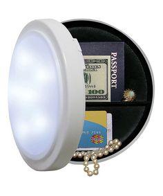 Look at this #zulilyfind! Concealed Safe Closet Light #zulilyfinds