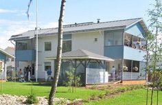 Katso Kastelli Aika 189/232 ja yli tuhat muuta talomallia Meillä kotonan Talohausta.