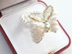 Anello A145b <8> #anello #anellli #bague #ring# swarovski #anellohandmade #anelloswarovski #bijoux #gioielli #anelloperline  #boemia #cristalli #cribijoux  #bijoux #gioielli #superduo #anellosuperduo #fiocco #anellofiocco