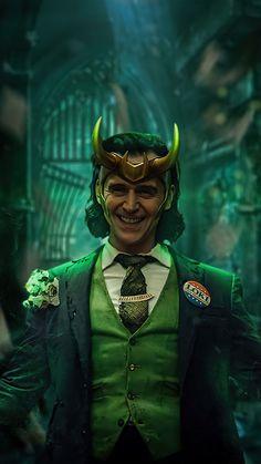 Loki 2021 Series Poster