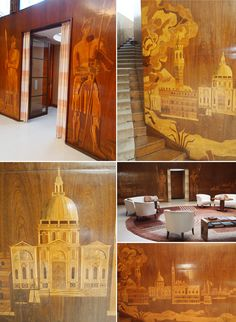 Eltham-Palace-Marquetry
