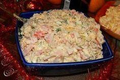 """Salată """"Boeuf"""" fără maioneză și cartofi: mănâncă cât dorești! - Bucatarul"""