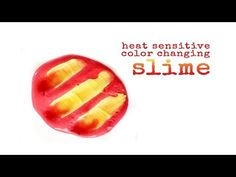 Color Changing Slime - YouTube