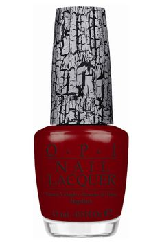 OPI Red Shatter....got this one too but not too impressed with it :(