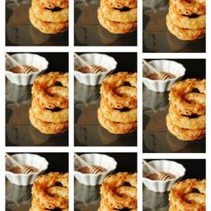 This is what you get when you search pinterest for cinnamon apple rings.