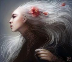 Beautiful Portraits by Anna Dittmann