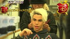 On Set: Descendants 2 | Cameron Boyce ( Descendientes 2)