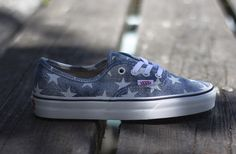 "Vans Authentic ""Washed Stars"""