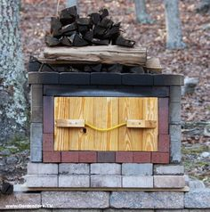 1000 Ideas About Brick Ovens On Pinterest Pizza Ovens