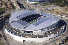Estádio do Dragão. Club de Fútbol Porto. Portugal.
