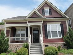 Exterior painting in Green Hills, TN by CertaPro Painters of Nashville