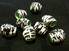 Duct Tape Beads, this is such a genius idea!!