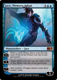Jace, Memory Adept Magic the Gathering Card Rulings, Erratas and Information - MtgFanatic.com