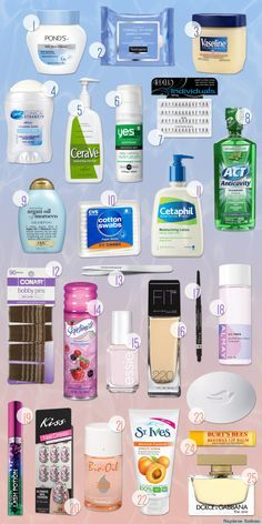 The 25 best beauty products you can buy at CVS