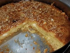 Greek Cooking, Greek Dishes, Greek Recipes, French Toast, Food And Drink, Pizza, Breakfast, Cake, Desserts