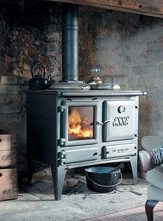 esse ironheart wood fired cooker 5