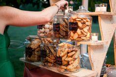 Southern weddings - cookie buffet