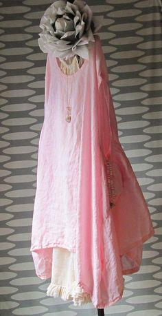 Fairy Tunic Dress Tina Givens Printed patterns