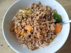 Thai red curry rice!!!