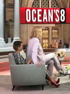 Ocean's 8 Cast, Girl Pictures, Cute Pictures, Ocean's Eight, Where To Buy Clothes, Oceans 8, Quites, Cate Blanchett, American Horror Story