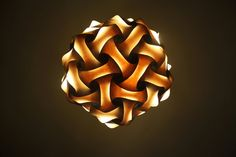 Check out the deal on Maple Veneer Pendant Puzzle Lamp at Eco First Art