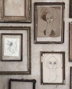 from the series Persona Gallery Wall, Frame, Persona, Home Decor, Picture Frame, Decoration Home, Room Decor, Frames, Home Interior Design