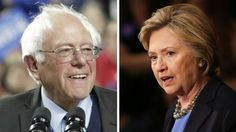 The poll also found that Sanders has a slight lead over Clinton nationally, 49 to 47 percent.