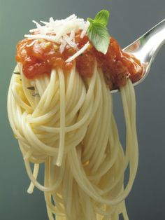 I love Pasta ~ and it loves my hips..lol