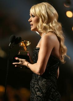 Carrie Underwood Photo - The 55th Annual GRAMMY Awards - Show. I love her❤