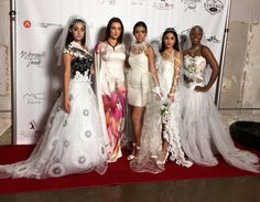 Brave Wings Fashion Show/07-16-16/Wedding dresses by Antoaneta Balabanova for Galina Couture, jewelry by Lana May and for mens by Aaron Eagles