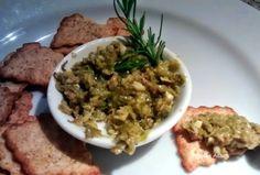 Uma delícia Simples Assim - Tapenade de Azeitonas Verdes ~ Simples Assim
