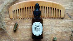 BEARD COMB: Peachwood,Handmade,Beard Comb,Gifts for Him,Private Stache,Beard Oil,Beard Kit